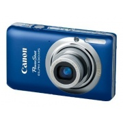PowerShot 100 HS 12.1 Megapixel 4x Optical Digital ELPH Camera (Blue)