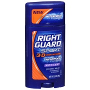 Right Guard Sport Antiperspirant & Deodorant Invisible Solid Active - 2.8 oz