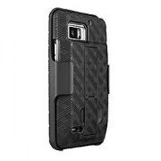 Motorola Droid Bionic XT875 Extended Battery Case Holster Shell Combo with Kickstand