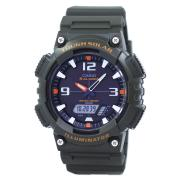 Casio Illuminator Tough Solar Alarm Analog Digital AQ-S810W-3AV AQS810W-3AV Men's Watch