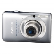 PowerShot SD1300-IS 12.1 Megapixel 4x Optical/4x Digital Zoom Digital Camera (Silver)