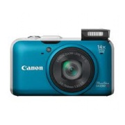Canon PowerShot SX230 HS 12.1 MP Digital Camera (Blue)