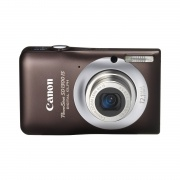PowerShot SD1300-IS 12.1 Megapixel 4x Optical/4x Digital Zoom Digital Camera (Brown)