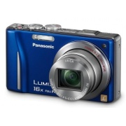 Panasonic Lumix DMC-ZS10 14.1 MP Digital Camera (Blue)