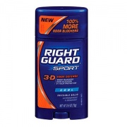 Right Guard Sport Antiperspirant & Deodorant Invisible Solid Cool - 2.8 oz